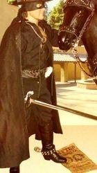 Zorro by Paul