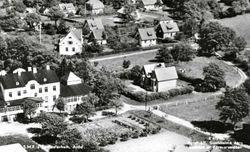 Turisthotellet Kullen (Semesterhemmet) 1959
