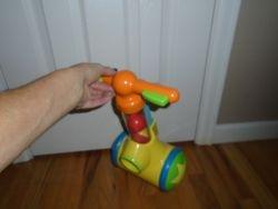 Tomy Toomies Pic N' Pop Ball Blaster - $15