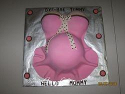 CAKE 01BABY -Hello Mommy Cake
