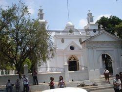 Parroquia San Nicolas Obispo