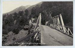 Arthurs Pass End of Otira Gorge
