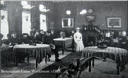 Workhouse Ward. 1910