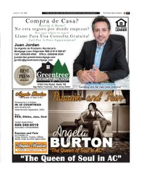 The Society Page en Espanol - JUAN JORDAN / ANGELA BURTON