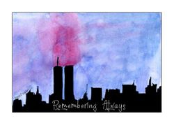 NYC - 9/11 Memorial
