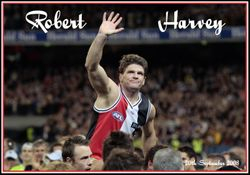 Robert Harvey - Last Game
