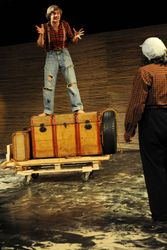 Al Joad- Adam Dlugolecki- Grapes of Wrath