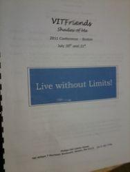 Conference Program Booklet 2011