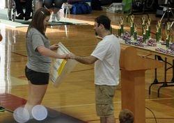 Region 12 Scholarship Winner!