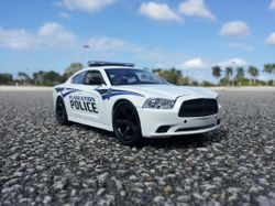 Plantation Police Department, Florida (2011 Charger