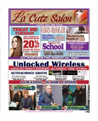 LA CUTZ SALON - UNLOCKED WIRELESS