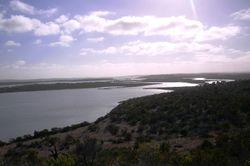 Overlooking Coffin Bay