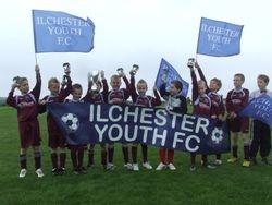 Ilchester U9 Larks 2007-08
