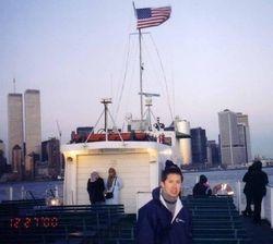 Liberty Island, NY