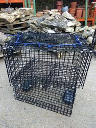 Large crab store cage , holds 150 kilos