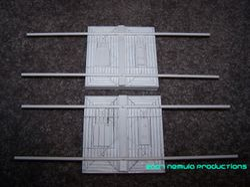 Adding Light Panel Support Rods - 1