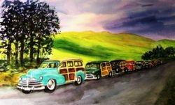 Woodie Drive. Visalia - 2