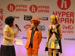 Cosplay - the Judges