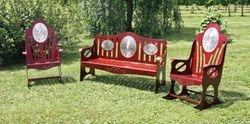 fluer de lis collection- Metal furniture