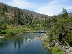 Bridge to McCaleb Ranch