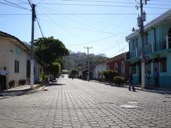 Calle El Golgota