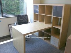 ikea expedit desk installation service in leesburg va