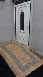 Rear Door With Ramp