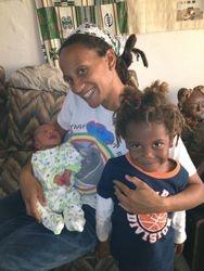 Mama Naja and her boys