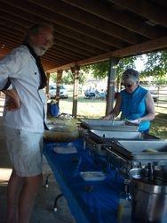 Our wonderful chef, Gerd