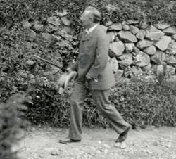 Kejsar Wilhelm II 29 juli 1907