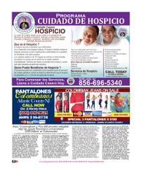 Cuidado de Hospicio / Pantalones Colombianos