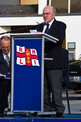 Galway RNLI lifeboat naming ceremony