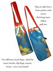 Beach bags from Swimming Trunks!