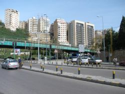 Rehabilitation of Steel Bridges in Beirut - LEBANON