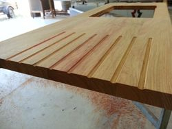 New Guinea Rosewood Benchtop.