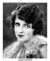 Elsie Lawson