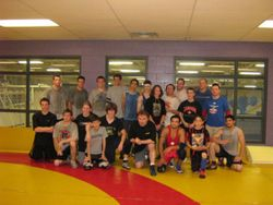 2008 - practice at Algonquin College (Ottawa, ON)
