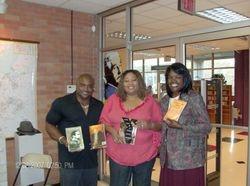 Gregory, DeiIra, and Voncele