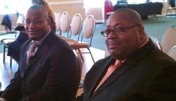 Sr. Pastor Johnson & Deacon Jenkins