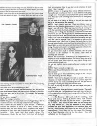 "Gone Away era interview/article - ""Ricochet"" 1989 Page 4"