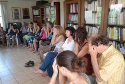 Introspection Dynamique - massage du visage 1