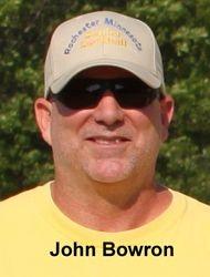 John Bowron - League Assistant Director