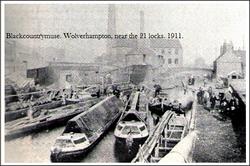 Wolerhampton Canal Wharfe