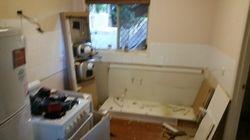 25. Kitchen Renovation.