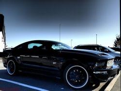 Ford Mustang V8 2009