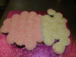$3/each cupcake