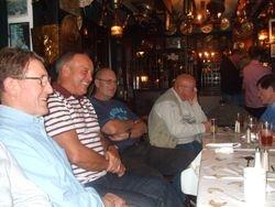 Pete Roberts, Tom Tyrone, Lee Bronson, Mel Stuart, Bob Antony