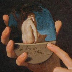 Honthorst, Courtesan, 1625, St. Louis