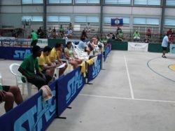team side line support