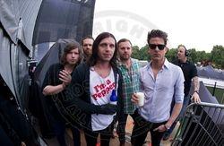Backstage, Hyde Park, London (23 Jun 11)